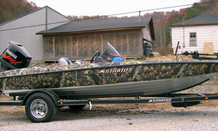 Complete Wrap Kits for Boats