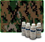 MC-811 - Do It Yourself Camo Dip Kits