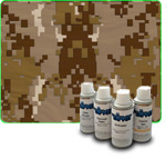 MC-821 - Do It Yourself Camo Dip Kits