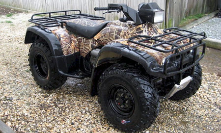 Complete Kit for Full Size ATVs